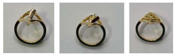 Anneau Gaïa - or 18 carats - celesios.com